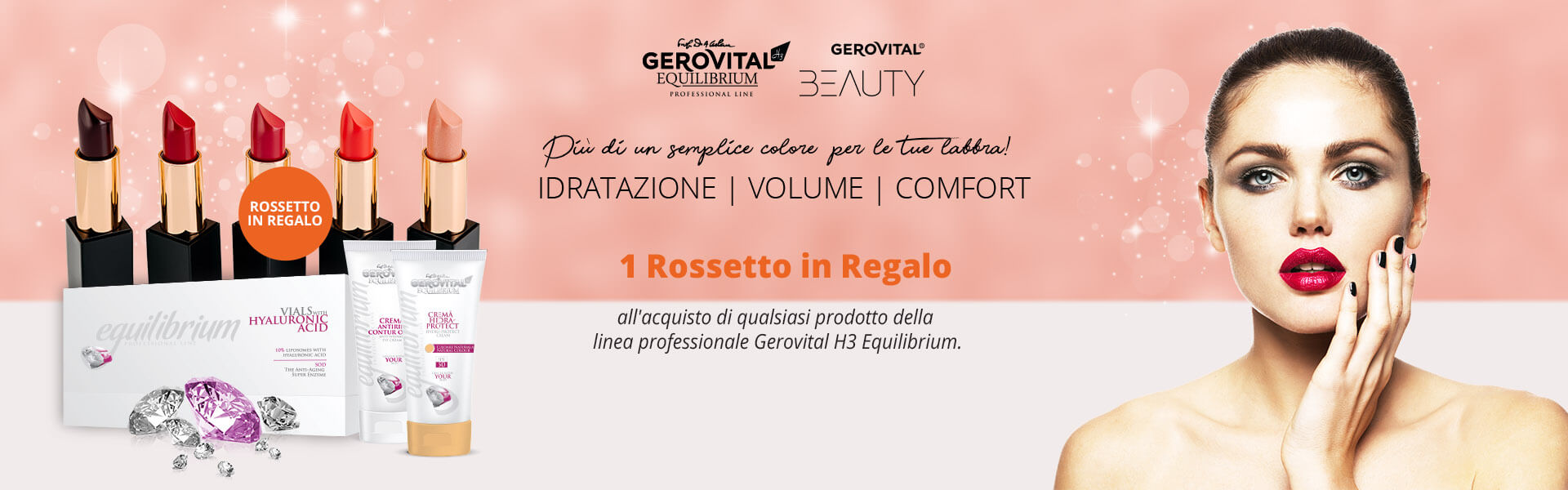 Gerovital Beauty & Equilibrium