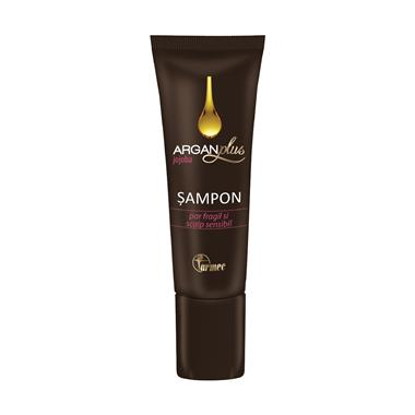 Şampon Argan Plus Jojoba - 40 ml