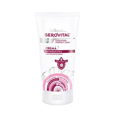 Crema Anticellulitica Gerovital H3 Evolution Perfect Look
