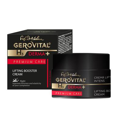 Crema lift intenso Gerovital Premium Care