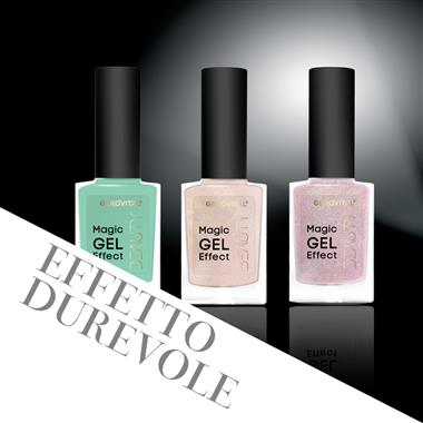 Smalto effetto durevole - Magic GEL EFFECT