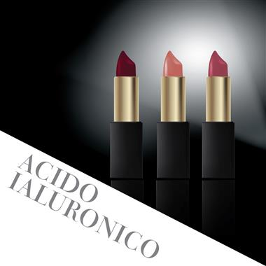 Rossetto matt con ACIDO IALURONICO