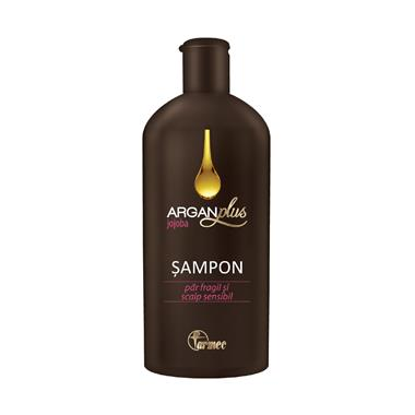 Shampoo Jojoba Argan Plus