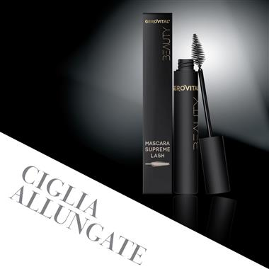 Mascara Supreme Lash Gerovital Beauty